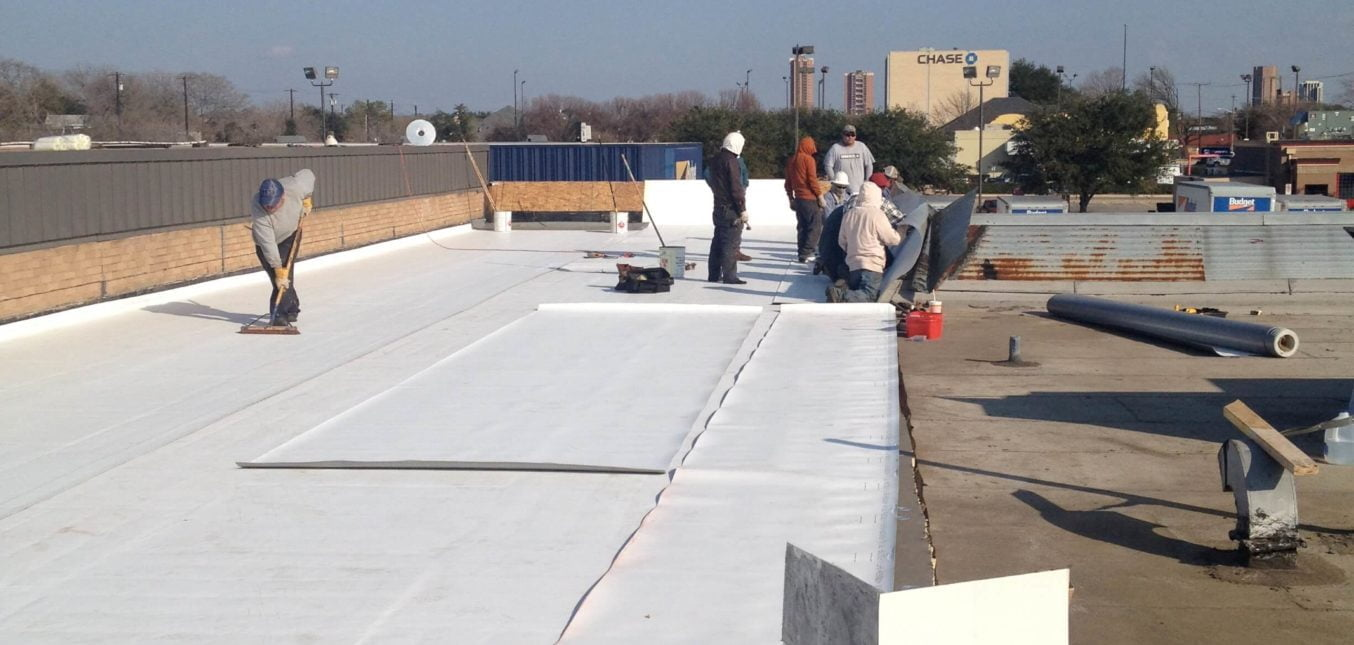 TPO - What is TPO roofing?