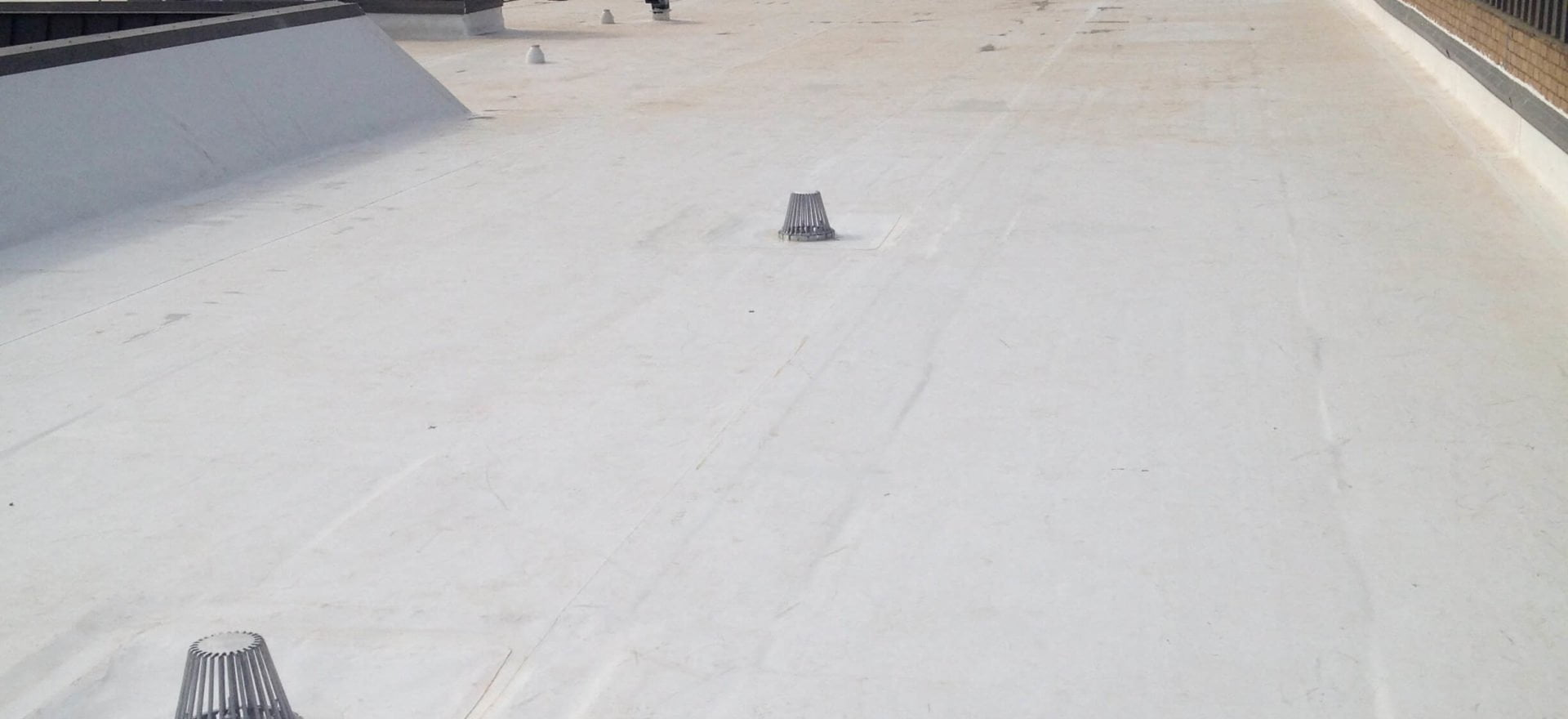 Corinth Commercial Roof