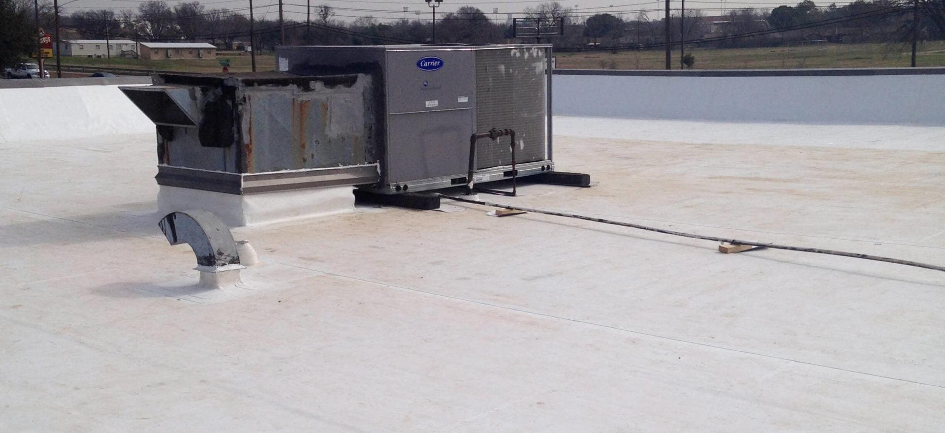 TPO Roofing Corinth Texas