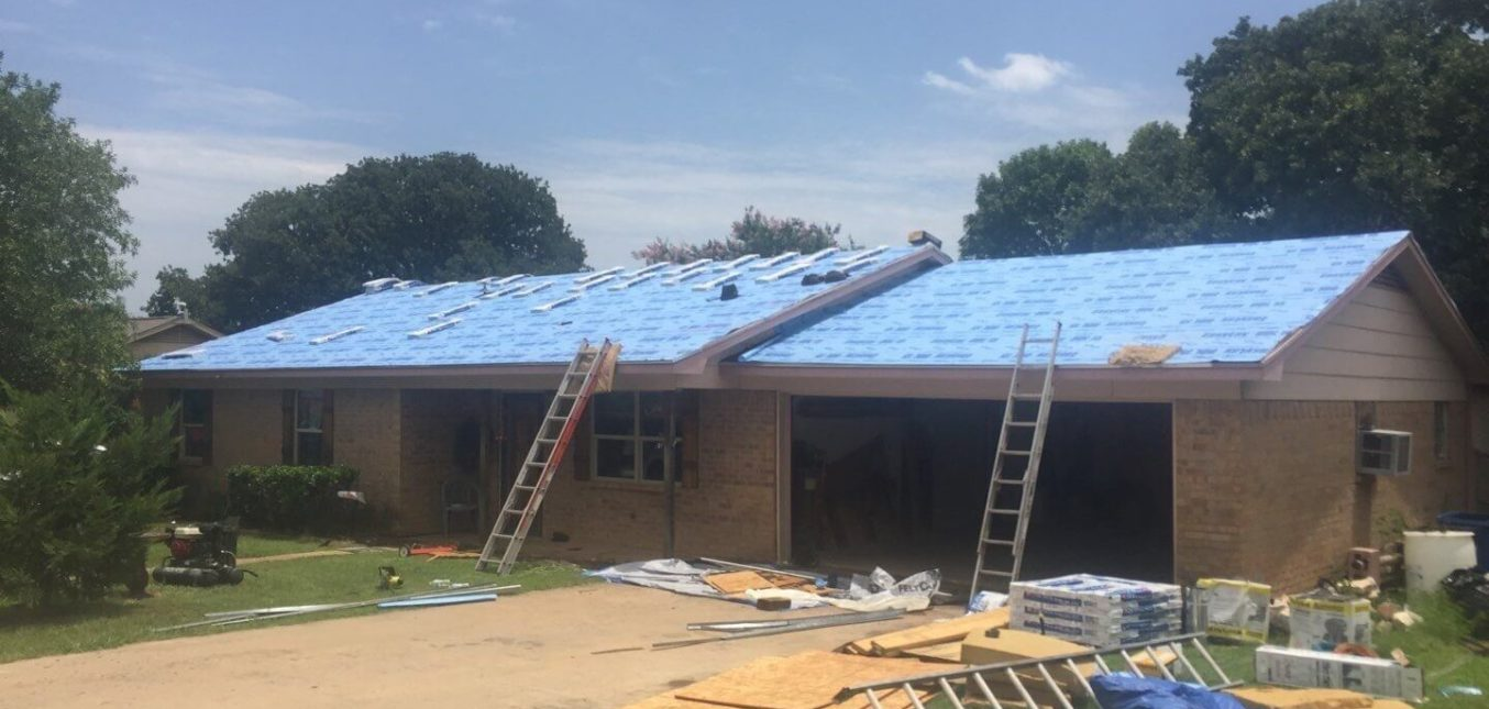 Roofing Denton Texas