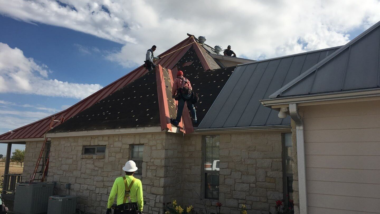 Dallas Metal Roofing