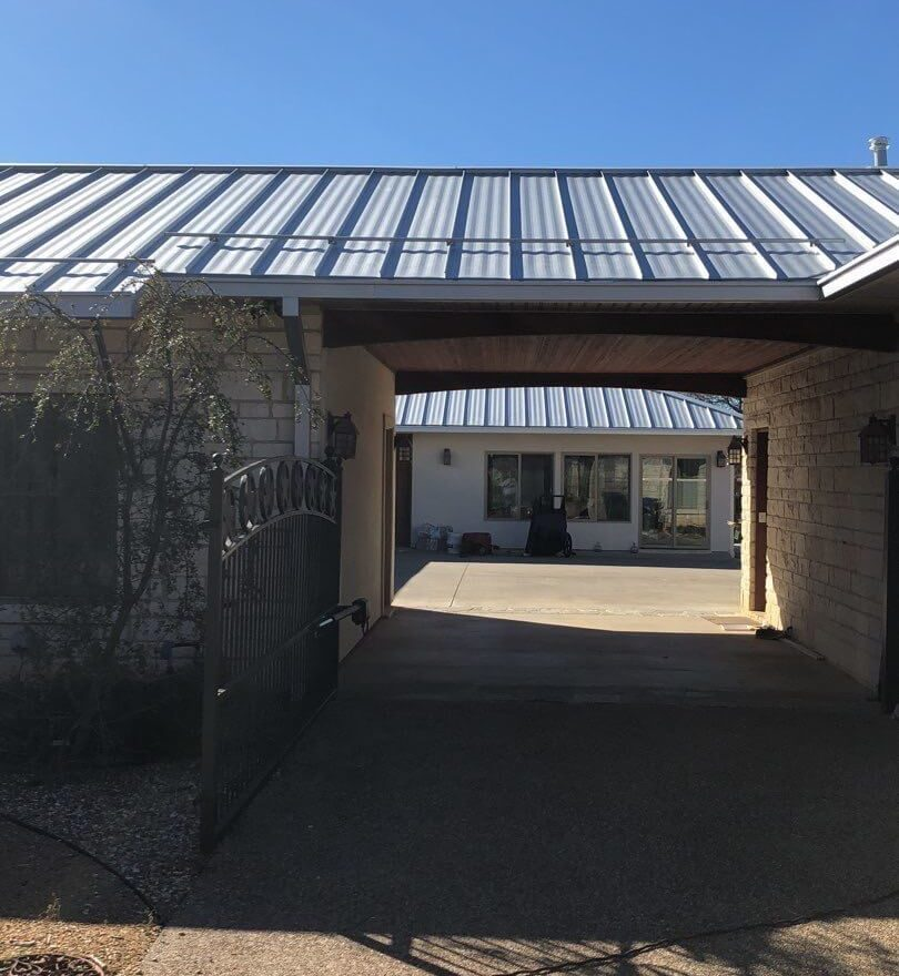 Corinth Metal Roofing